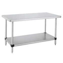 Metro Shelves USA Metro Work Table Quot X Quot HD - Stainless steel work table 30 x 48