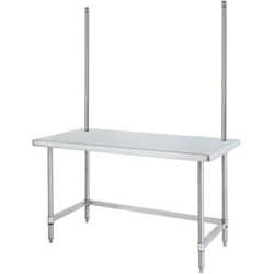 Metro Shelves USA Metro Work Table Quot X Quot HD - 30 x 60 stainless steel work table